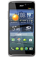 Acer Liquid E600 Latest Mobile Prices by My Mobile Market Networks