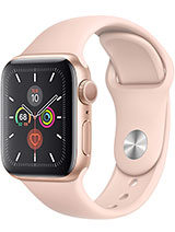 Best available price of Apple Watch Series 5 Aluminum in Canada