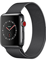 Best available price of Apple Watch Series 3 in