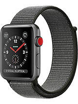 Best available price of Apple Watch Series 3 Aluminum in