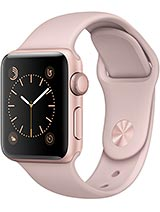 Best available price of Apple Watch Series 2 Aluminum 38mm in