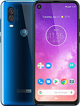 Best available price of Motorola One Vision in Canada