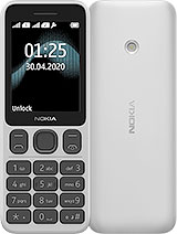 Best available price of Nokia 125 in