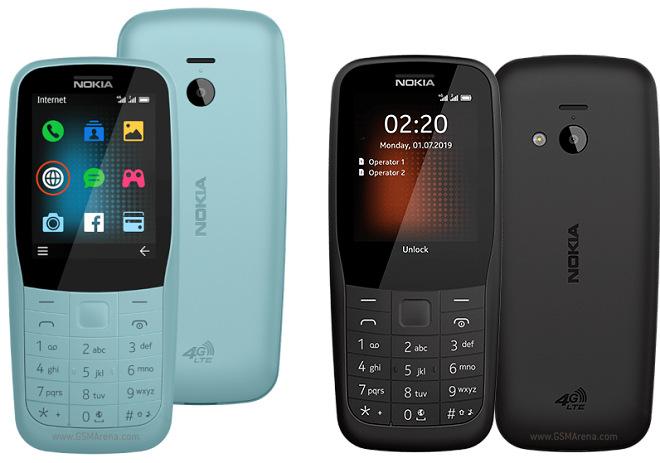 Nokia 220 4G at Malaysia.mymobilemarket.net