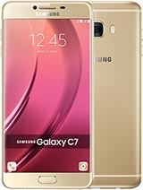 Samsung Galaxy C7 price in