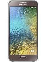 Samsung Galaxy E5 price in