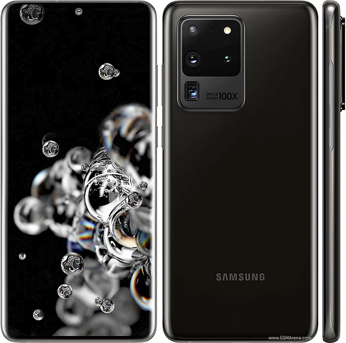 Samsung Galaxy S20 Ultra 5G at Australia.mymobilemarket.net