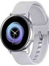 Best available price of Samsung Galaxy Watch Active in Canada