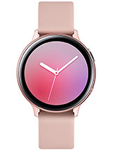 Samsung Galaxy Watch Active2 Aluminum Price in World