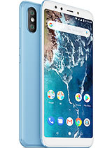Best available price of Xiaomi Mi A2 Mi 6X in France