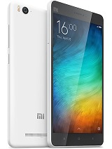 Best available price of Xiaomi Mi 4i in Bangladesh
